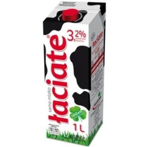 Mleko ŁACIATE UHT 3.2% 1L, gnk0410235
