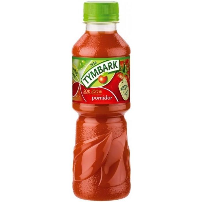 Sok TYMBARK ze świeżych pomidorów 0.3L PET, gnk0720233