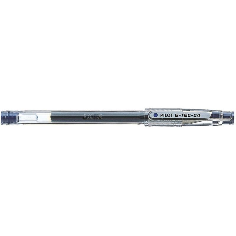 Pióro żelowe PILOT G-TEC C4 niebieski PIBL-GC4L, pik1470344