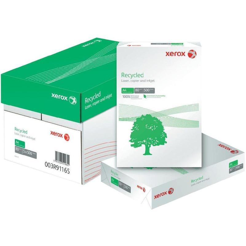 Xerox Recycled Ekologiczny A4 80g, XRECA4