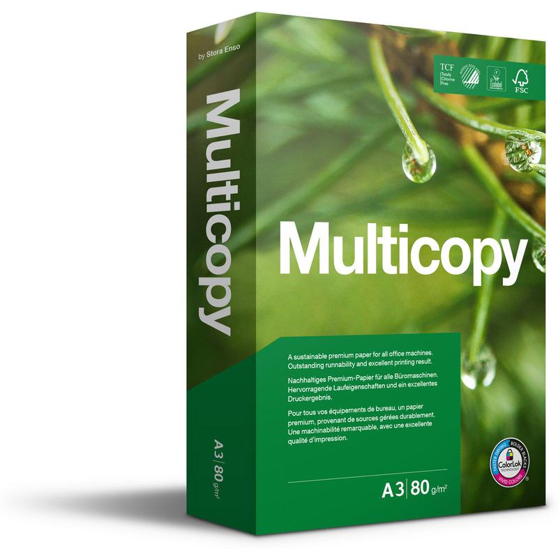 Papier MULTICOPY Original A3 klasa białości C 88010807, PPK1350202