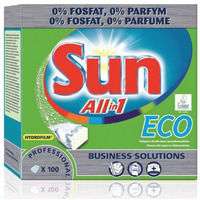 Tabletki do zmywarki Sun Professional All in 1 Eco