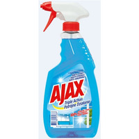 Spray do szyb AJAX 500ml Tripl e Action rozpylacz