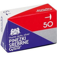 Pinezka srebrna S50 (10) GRAND