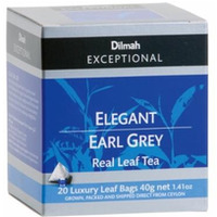 H.DILMAH EXCEPT.EARL GREY 20T
