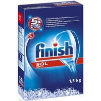 Sól do zmywarek CALGONIT FINISH SALT 1,5kg *2736