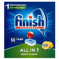 FINISH Tabletki All in 1 52 lemon
